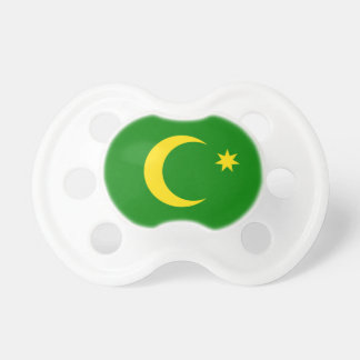 Low Cost! Cocos Island Flag Pacifier