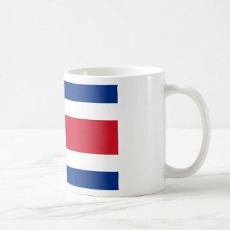 Low Cost! Costa Rica Flag Coffee Mug