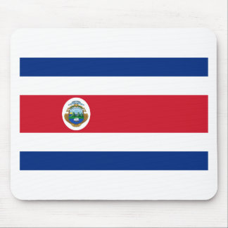 Low Cost! Costa Rica Flag Mouse Pad