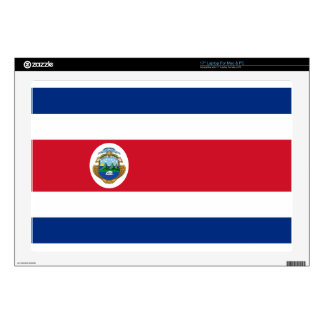 Low Cost! Costa Rica Flag Skins For Laptops