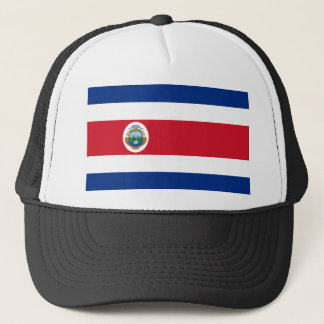 Low Cost! Costa Rica Flag Trucker Hat