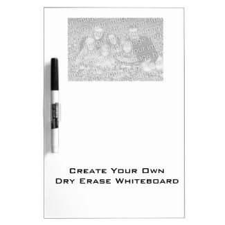 Create your own whiteboard with your images and text for the home, classroom or office