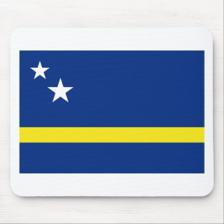 Low Cost! Curacao Flag Mouse Pad