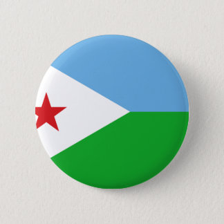 Low Cost! Djibouti Flag Button