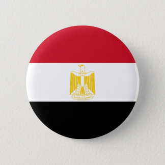 Low Cost! Egypt Flag Pinback Button