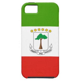 Low Cost! Equatorial Guinea Flag iPhone SE/5/5s Case