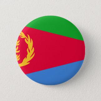 Low Cost! Eritrea Flag Pinback Button