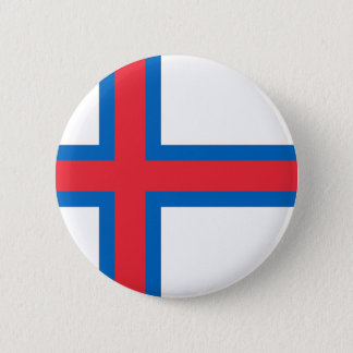 Low Cost! Faroe Islands Flag Button