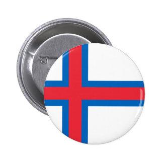Low Cost! Faroe Islands Flag Button