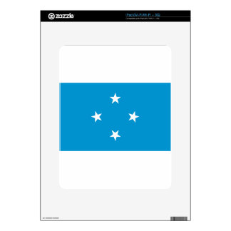 Low Cost! Federated States of Micronesia Flag iPad Decals