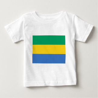 Low Cost! Gabon Flag Baby T-Shirt