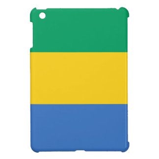 Low Cost! Gabon Flag Cover For The iPad Mini