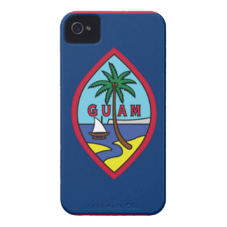 Low Cost! Guam Flag iPhone 4 Cover