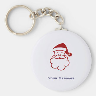 Low Cost Holiday Fun Keychain