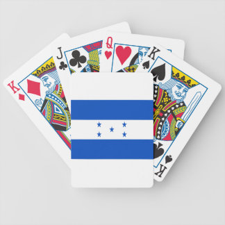 Low Cost! Honduras Flag Bicycle Playing Cards