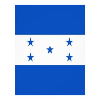Low Cost! Honduras Flag Letterhead