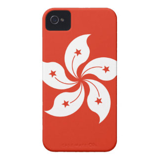 Low Cost! Hong Kong Flag iPhone 4 Case