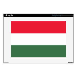 """Low Cost! Hungary Flag Skin For 15"""" Laptop"""