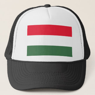Low Cost! Hungary Flag Trucker Hat