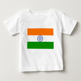 Low Cost! India Flag Baby T-Shirt