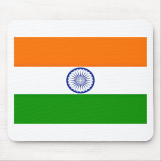 Low Cost! India Flag Mouse Pad