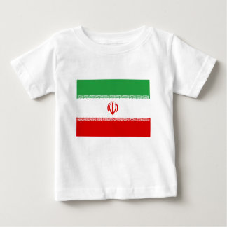 Low Cost! Iran Flag Baby T-Shirt