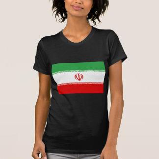 Low Cost! Iran Flag T-Shirt