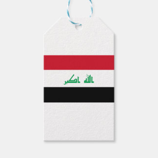 Low Cost! Iraq Flag Gift Tags