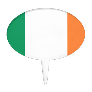 Low Cost! Ireland Flag Cake Topper