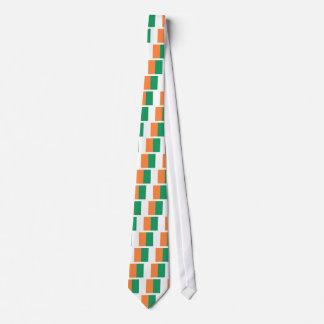 Low Cost! Ireland Flag Neck Tie