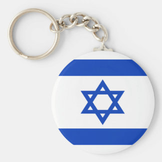 Low Cost! Israel Flag Keychain