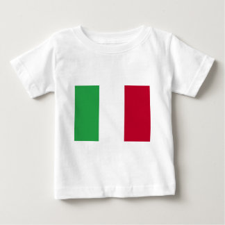 Low Cost! Italy Flag Baby T-Shirt