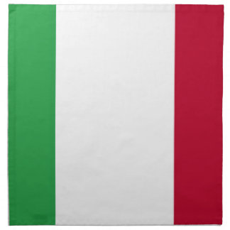 Low Cost! Italy Flag Napkin