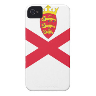 Low Cost! Jersey Flag iPhone 4 Case-Mate Case