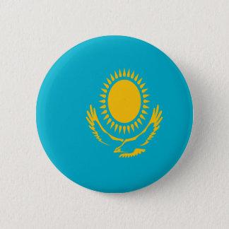 Low Cost! Kazakhstan Flag Button