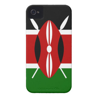 Low Cost! Kenya Flag Case-Mate iPhone 4 Case