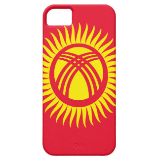 Low Cost! Kyrgyzstan Flag iPhone SE/5/5s Case