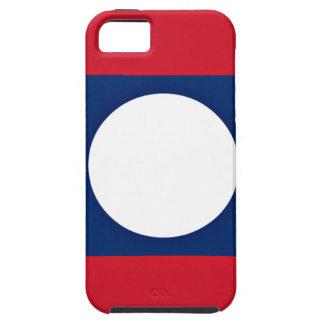 Low Cost! Laos Flag iPhone SE/5/5s Case