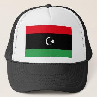 Low Cost! Libya Flag Trucker Hat
