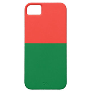 Low Cost! Madagascar Flag iPhone SE/5/5s Case