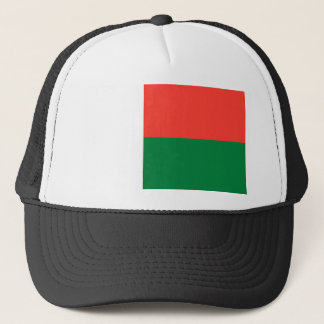 Low Cost! Madagascar Flag Trucker Hat