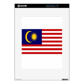 Low Cost! Malaysia Flag iPad Decal