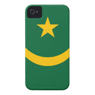Low Cost! Mauritania Flag Case-Mate iPhone 4 Case