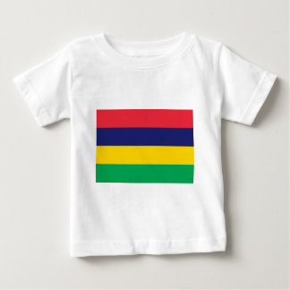 Low Cost! Mauritius Flag Baby T-Shirt