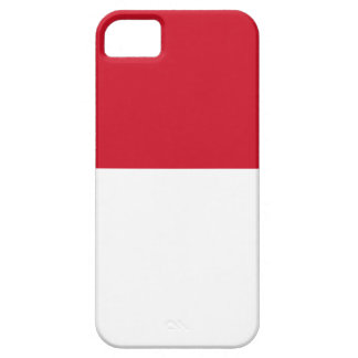 Low Cost! Monaco Flag iPhone SE/5/5s Case