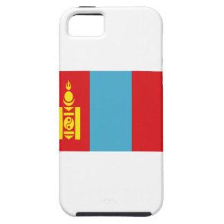 Low Cost! Mongolia Flag iPhone SE/5/5s Case