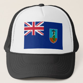 Low Cost! Montserrat Flag Trucker Hat