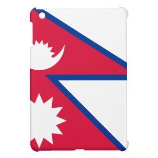 Low Cost! Nepal Flag Cover For The iPad Mini