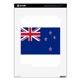 Low Cost! New Zealand Flag iPad 3 Skin