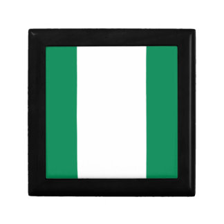 Low Cost! Nigeria Flag Gift Box